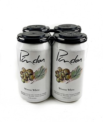 Winter White 4-pack Cans