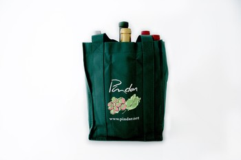 Logo 'Green' Bag